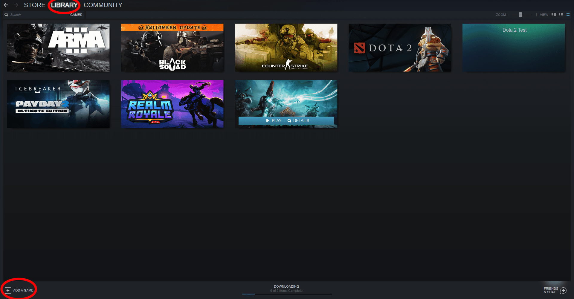 Launcher Store Steam Fortnite Gamer Www Galleryneed Com
