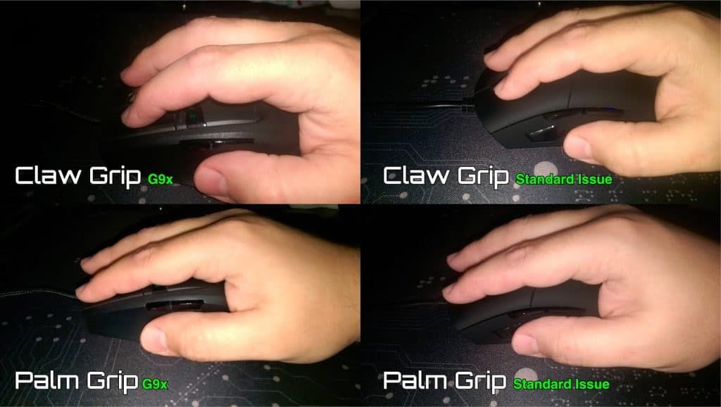 Best FPS Mouse | Grips