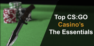 Top CSGO Casino's The Essentials