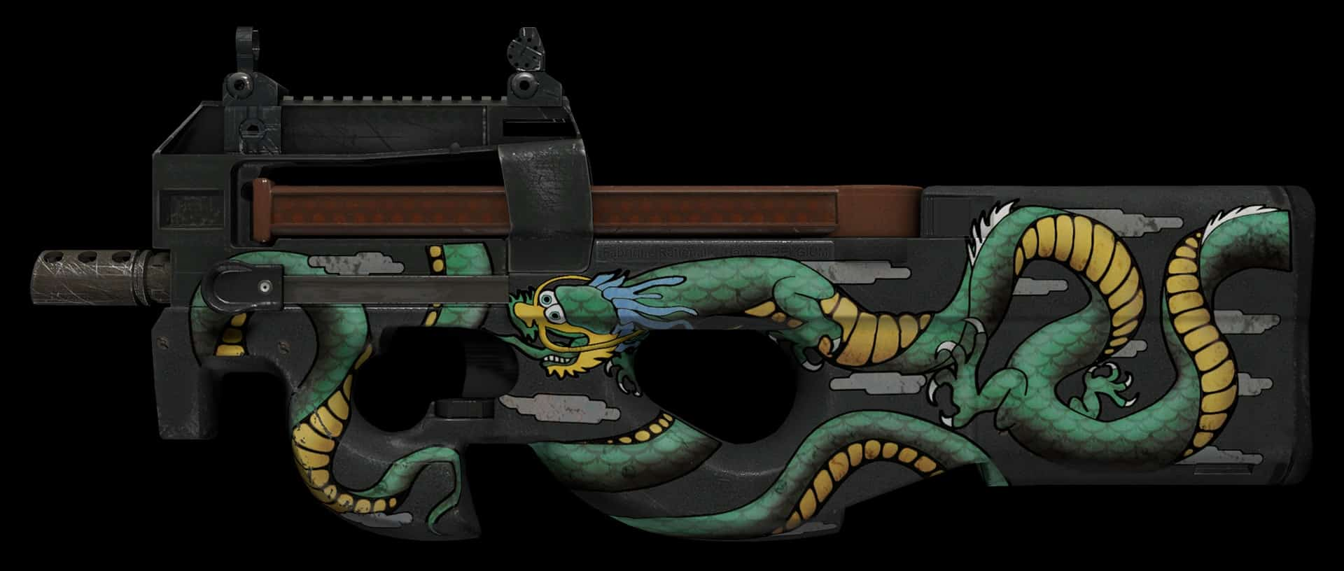 Most expensive P90 in csgo