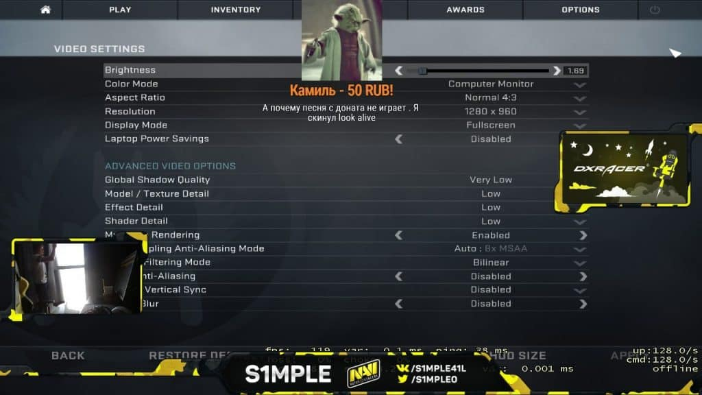 CSGO Settings Optimization - Bring Your A Game With These Tweaks