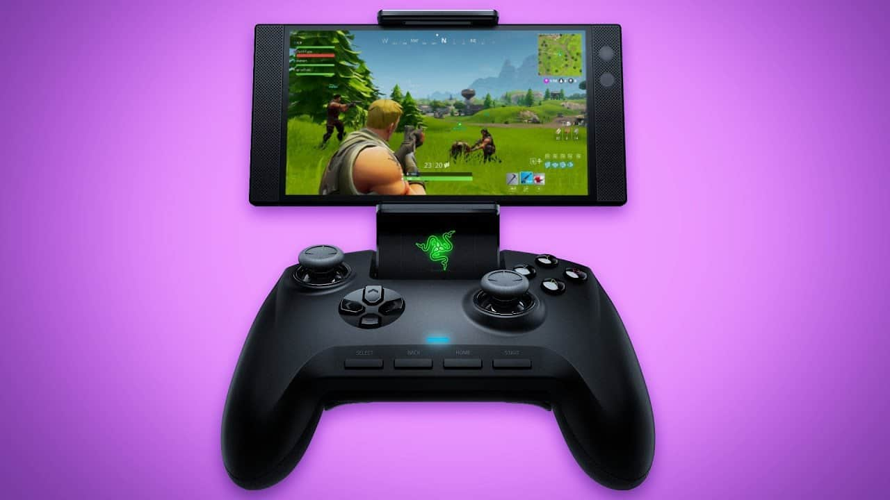 razer s pc based legacy comes to the mobile platform with this fortnite ready controller the raiju mobile will let you play - can you play fortnite with controller on mobile