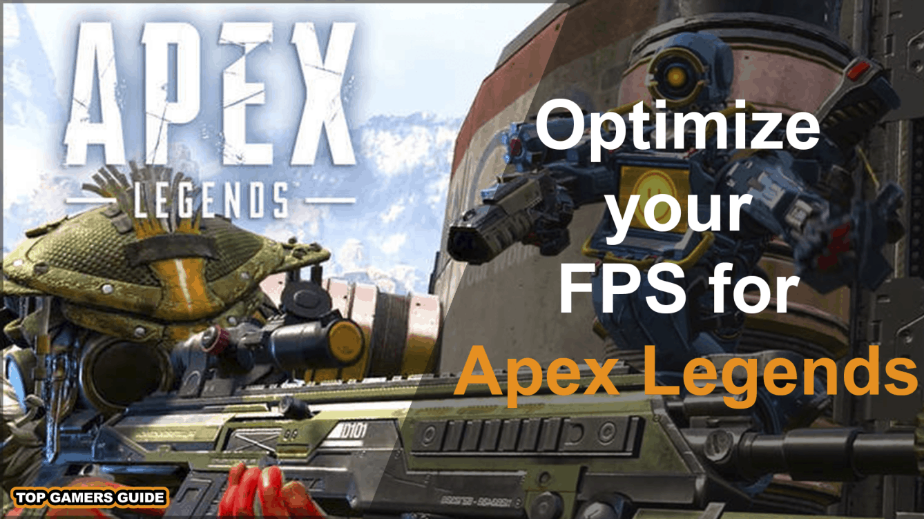 Optimize Your Settings For Apex Legends - [Improve FPS