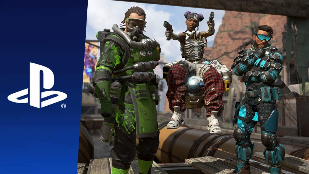 Play Apex Legends Tournaments on PS4 - [How To]