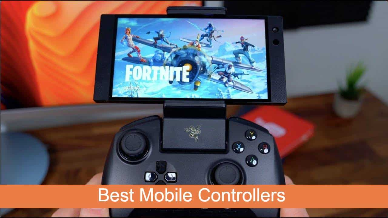 Best mobile controller Fortnite & PUBG