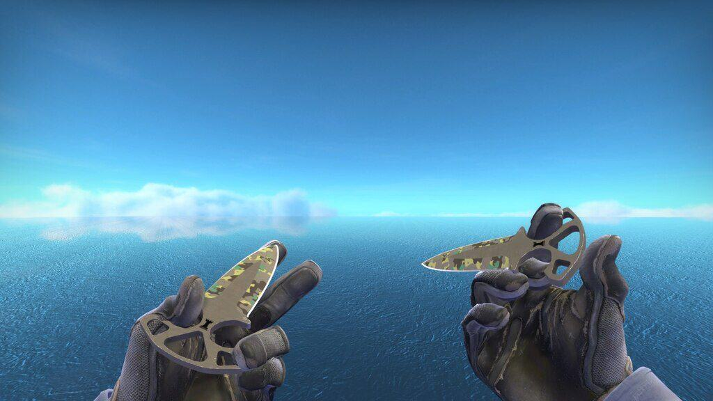 Cheapest csgo knife Shadow daggers BF