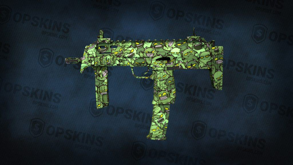 CSGO - The Green Loadout [Guide]