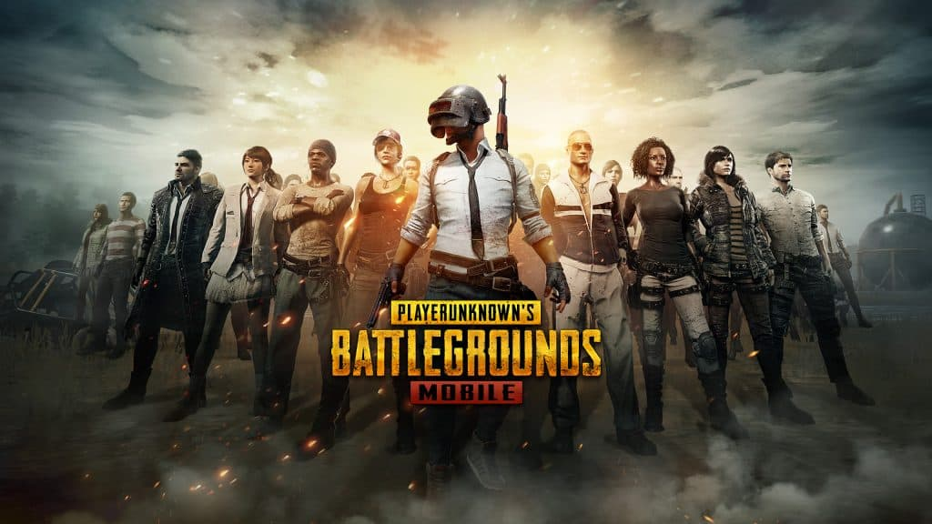 PUBG Mobile is one of the best esports mobile games
