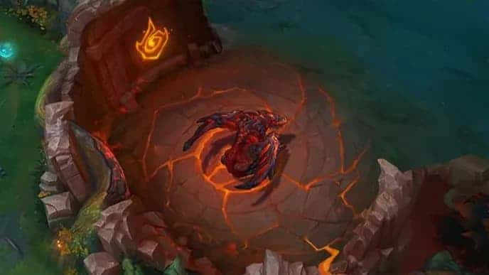 New Dragon buff - Dragon soul League of legends
