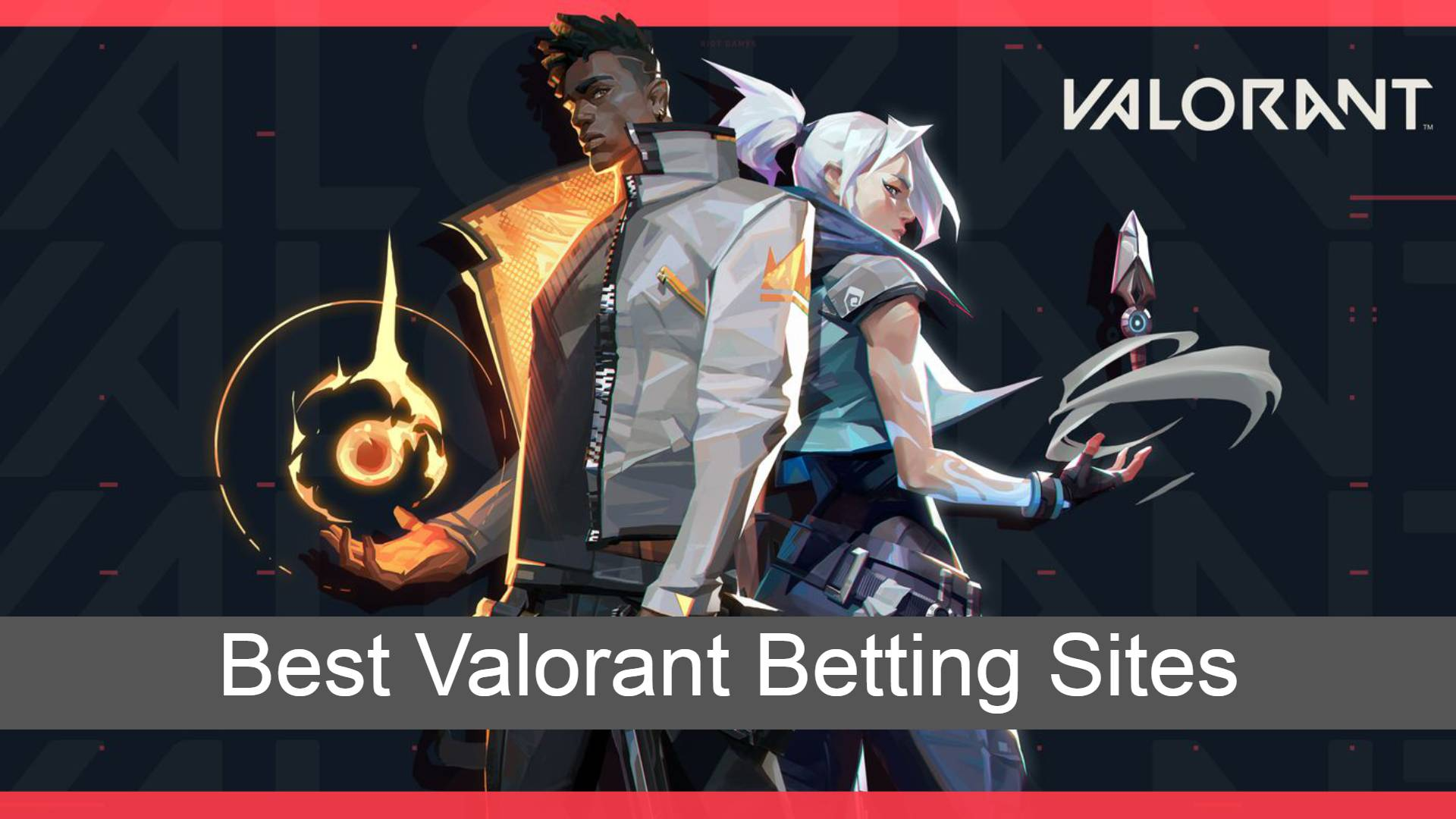 Valorant betting sites