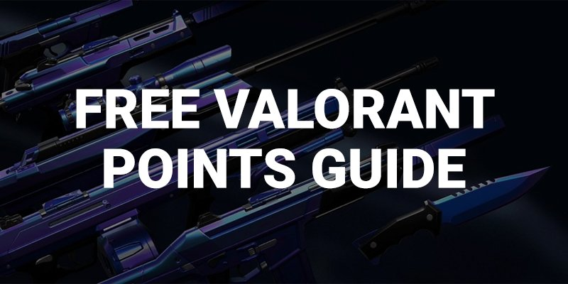 Free Valorant Points Guide