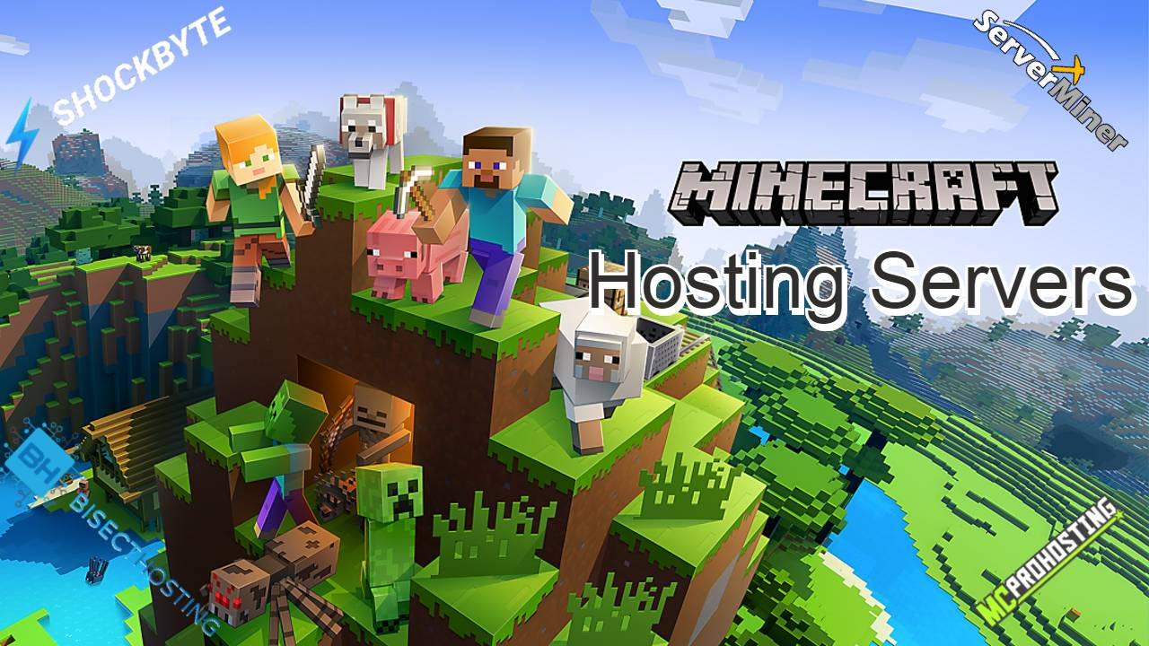 best minecraft hosting server provider