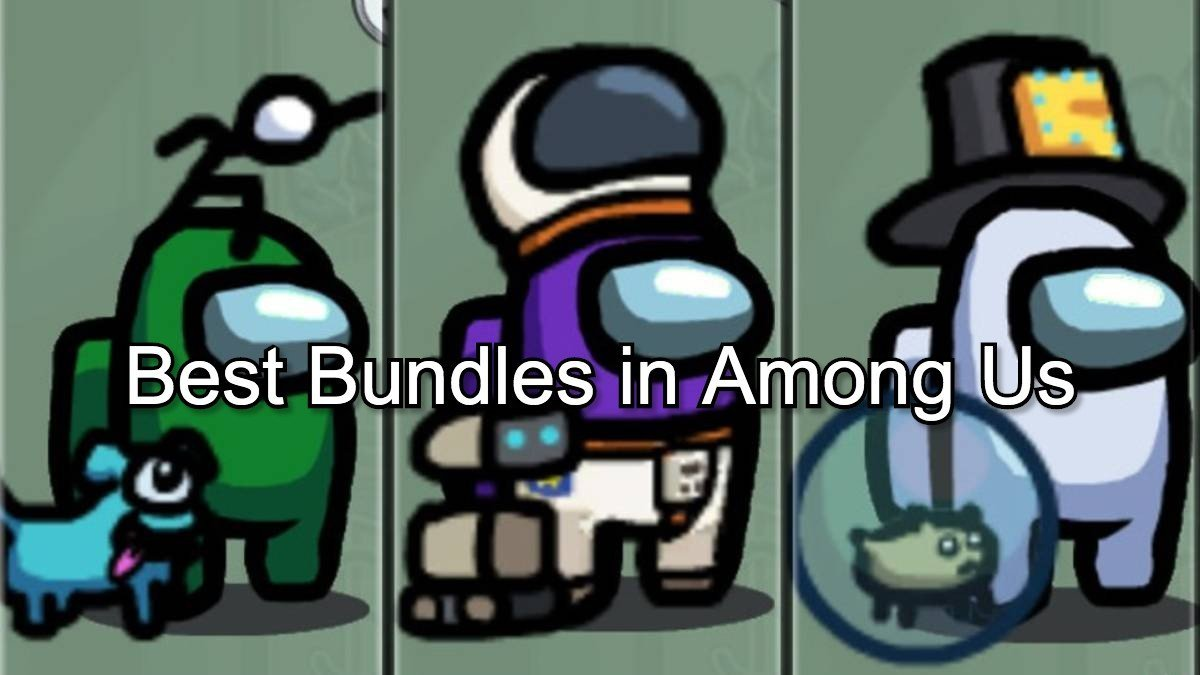 best among us bundle
