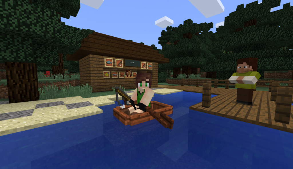 fishing-in-minecraft