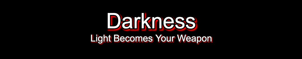 Darkness roblox game