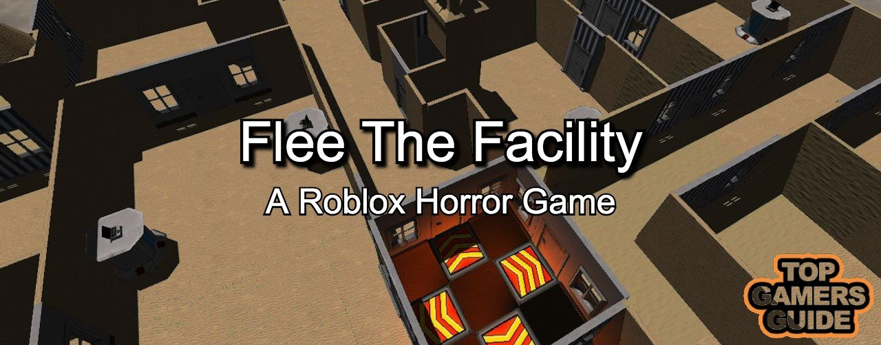 flee the facility roblox game